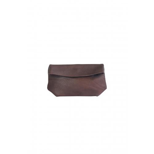 Acheter Medium Taupe Leather Purse