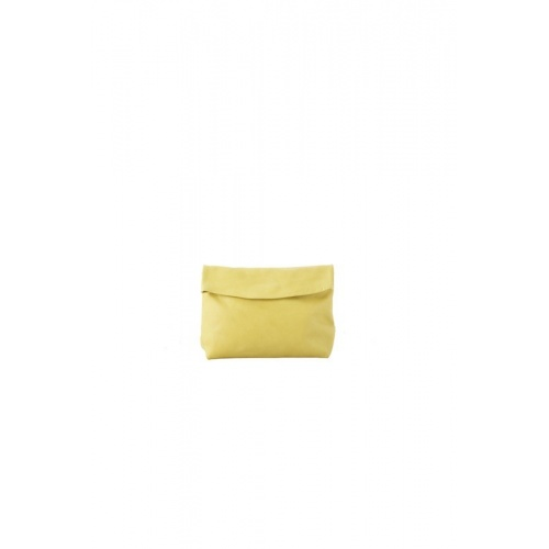 Acheter Small Yellow Leather Purse