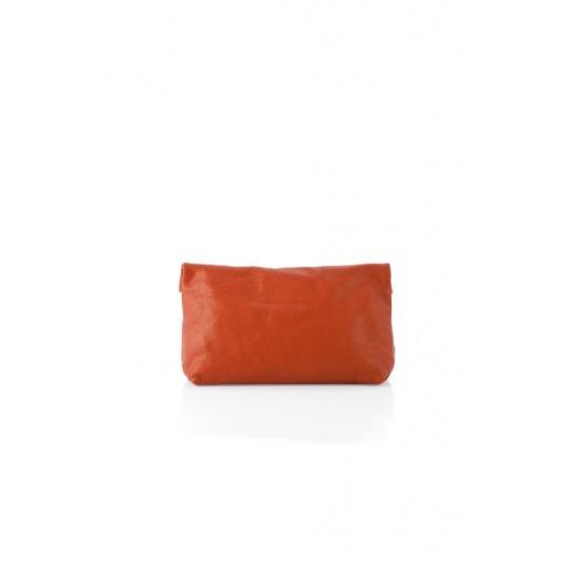 Ripauste: Pochette Medium Orange | Bags,Bags > Clutches -  Hiphunters Shop