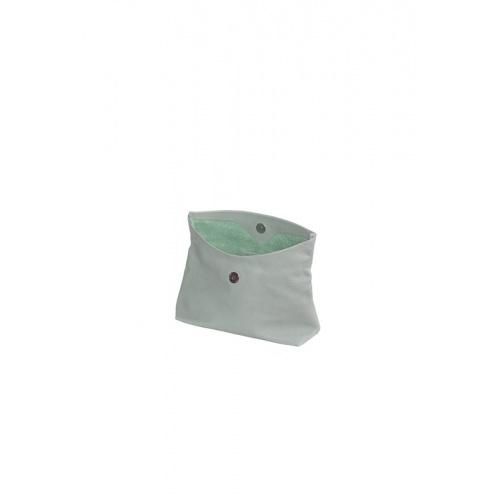 Pochette Small Vert Amande