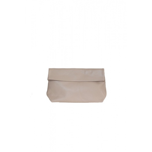 Acheter Medium Sand Leather Purse