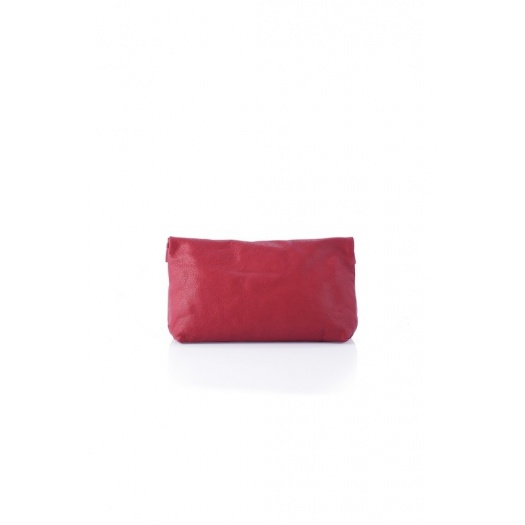 Ripauste: Pochette Medium Rouge   Bags,Bags > Clutches -  Hiphunters Shop
