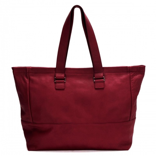 Acheter Burgundy Leather Tote