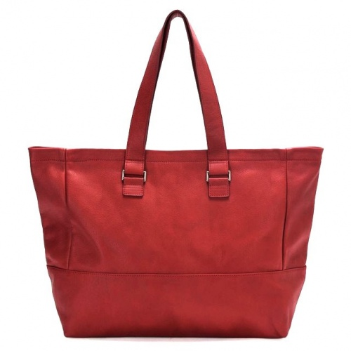 Acheter Red Leather Tote