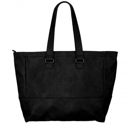 Acheter Black Leather Tote