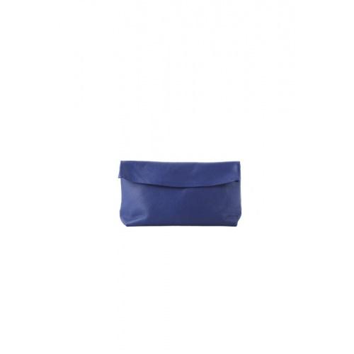 Acheter Medium Blue Leather Purse