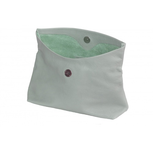 Pochette Large Vert Amande