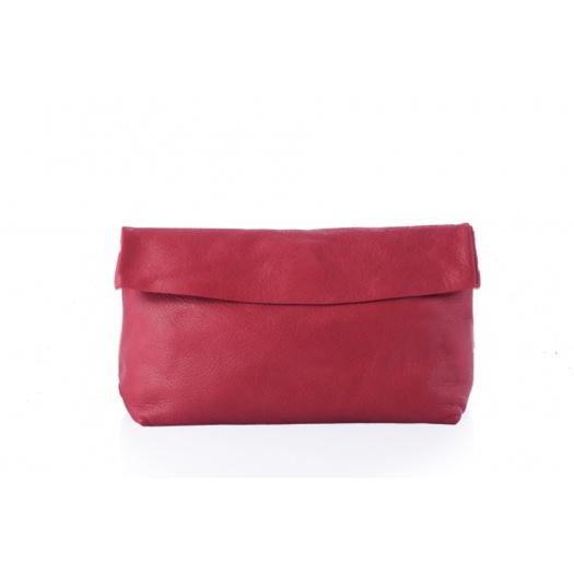 Pochette Large Rouge