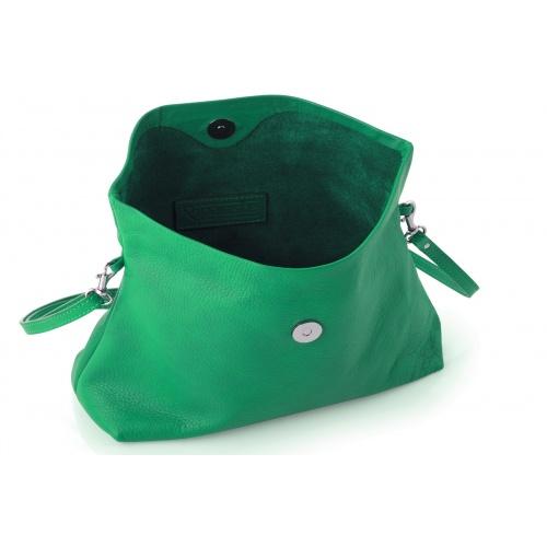 Pochette Bandoulière Verte