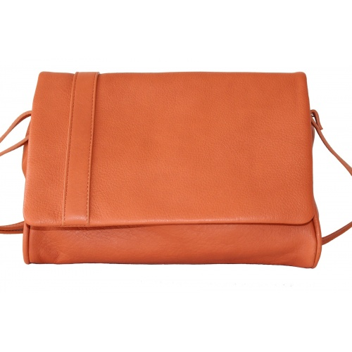 L'Insolent : Mustard Leather Bag