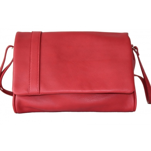 Acheter L'Insolent : Red Leather Bag