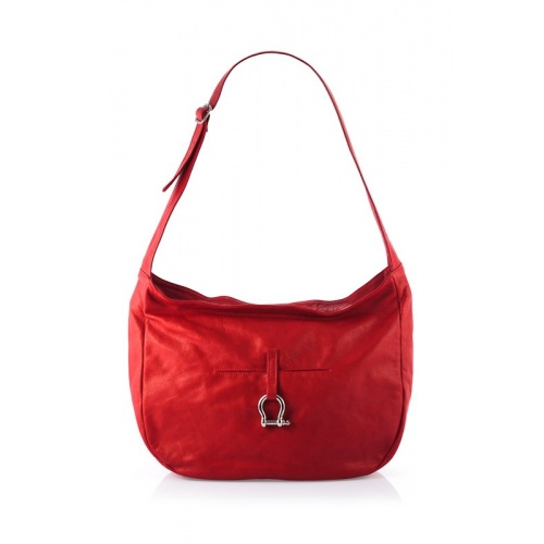 Red Independent Tote