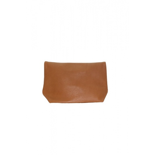Pochette ripauste en cuir
