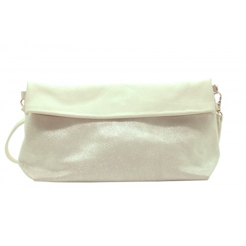 sac blanc nacre