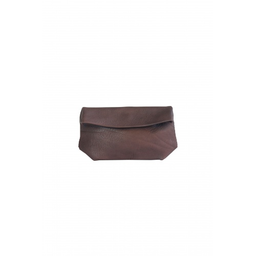 Acheter Medium Taupe Leather Purse