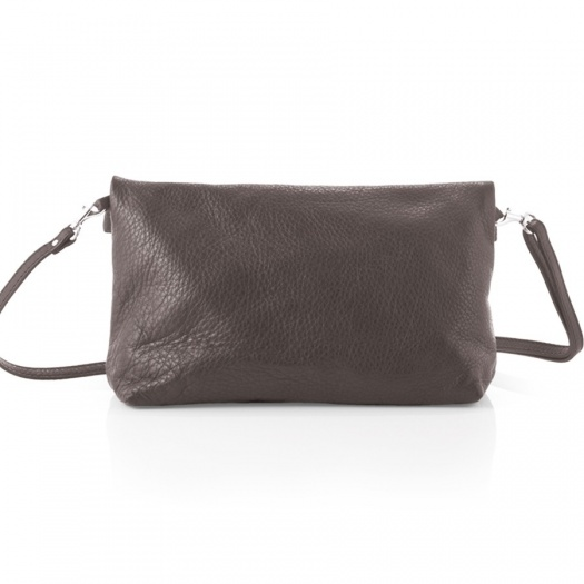 Ripauste: Pochette Bandoulière Taupe | Bags,Bags > Handbags -  Hiphunters Shop
