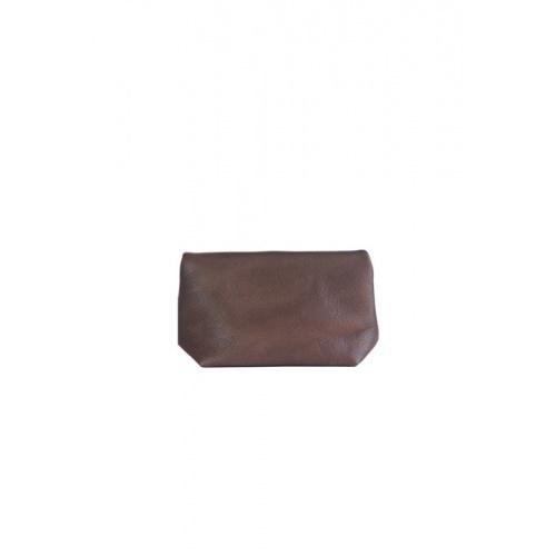 Pochette Medium Taupe