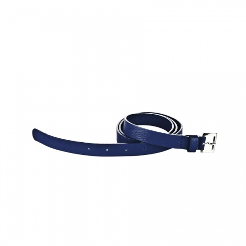 Acheter Blue Leather Belt