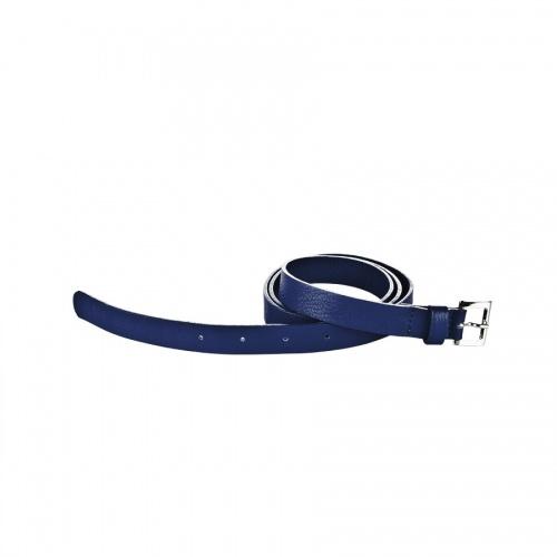 Acheter Blue Leather Belt