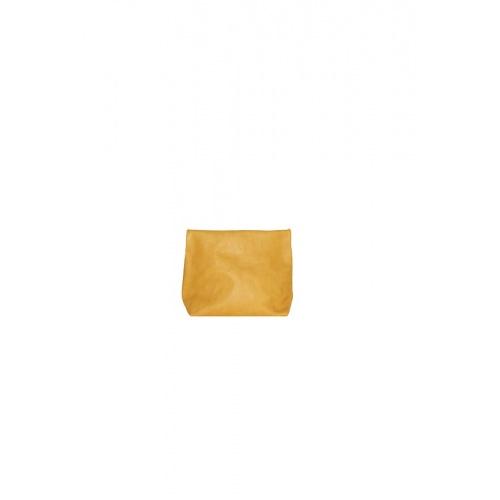 Pochette Small Moutarde