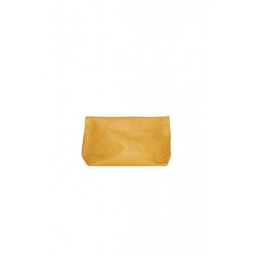 Ripauste: Pochette Medium Moutarde | Bags,Bags > Clutches -  Hiphunters Shop
