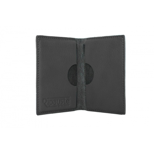 Acheter Black Leather Card Holder