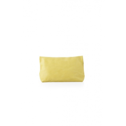 Ripauste: Pochette Medium Jaune | Bags,Bags > Clutches -  Hiphunters Shop
