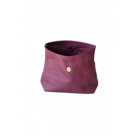Ripauste: Pochette Large Prune | Bags,Bags > Clutches -  Hiphunters Shop