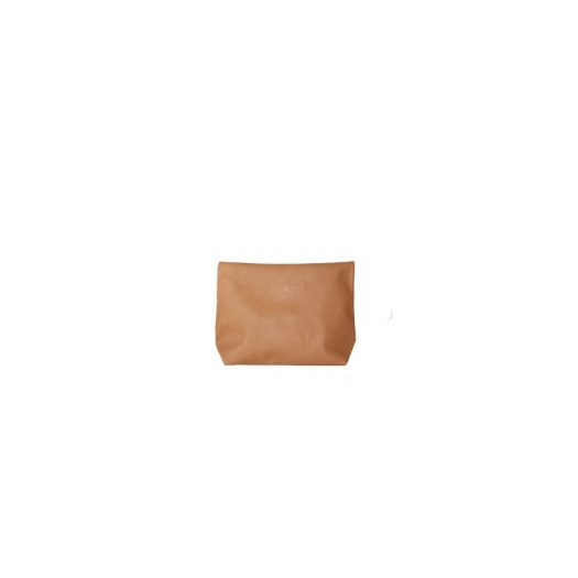 Ripauste: Pochette Small Camel | Bags,Bags > Clutches -  Hiphunters Shop