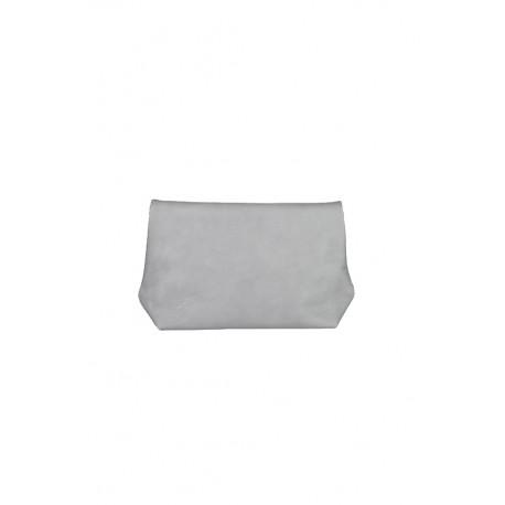 Ripauste: Pochette Large Gris Clair / Paillettes   Bags,Bags > Clutches -  Hiphunters Shop