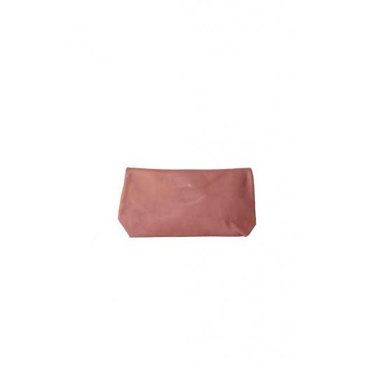 Ripauste: Pochette Medium Vieux Rose   Bags,Bags > Clutches -  Hiphunters Shop