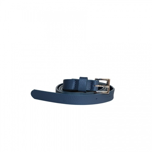 Acheter Navy Leather Belt