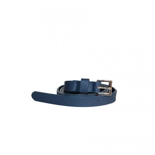 Acheter Navy Leather Belt