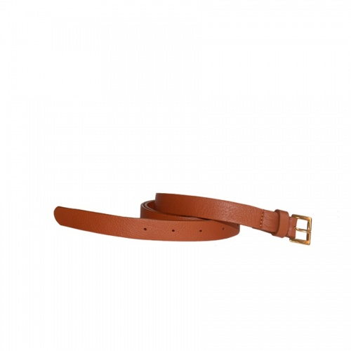 Acheter Cognac Leather Belt