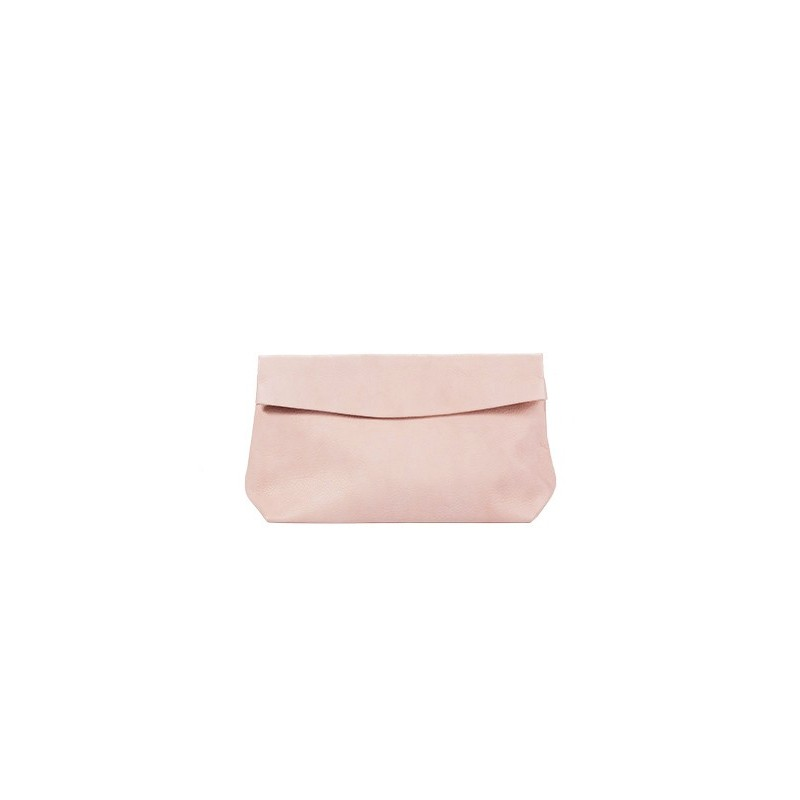 Ripauste: Pochette Medium Rose Poudré - Hiphunters Shop
