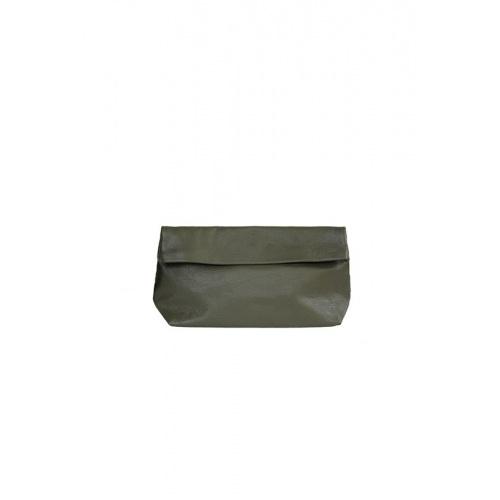 Acheter Medium Khaki Leather Purse