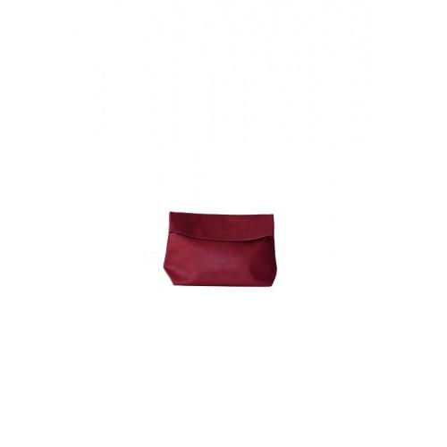 Acheter Small Burgundy Leather Purse