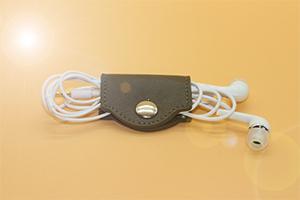 porte ecouteurs porte cable