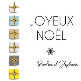 - - - 🎄JOYEUX NOEL🎄- - - Bisous, Bisous Pauline & Stéphanie 😘 . . . #joyeuxnoel #christmas #noel #perenoel #decembre #hiver #famille #familyfirst #enjoy #profiterdechaqueinstant #enfamille #sista #soeurette #nousdeux